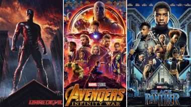 SAG Awards 2019 Nominations: Marvel In a Happy Place as Black Panther, Avengers: Infinity War and Daredevil Get a Spot in Different Categories