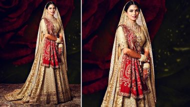 Did You Know Isha Ambani Wore Her Mother's 35-Year Old Wedding Saree For her D-Day?