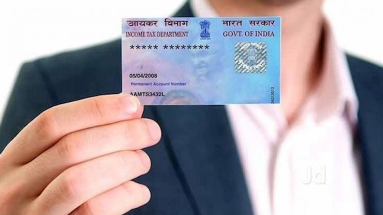 PAN Card in 4 Hours to be Reality Soon