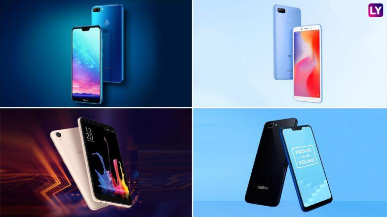Flipkart Mobile Bonanza Sale 2018 Top Smartphones Under Rs 10,000; Realme C1, Asus Zenfone Lite L1, Xiaomi Redmi 6 & Honor 9N
