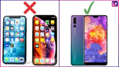 Boycott Apple iPhones or Face Consequences Says Chinese Companies; Offers To Drive Purchase of Huawei Devices