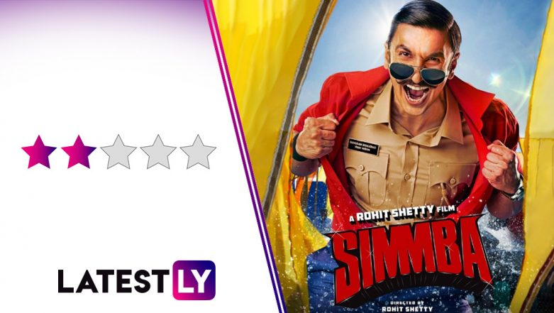 Simmba Movie Review: Ranveer Singh Roars In This Weak Singham Clone That Trivialises a Serious Crime