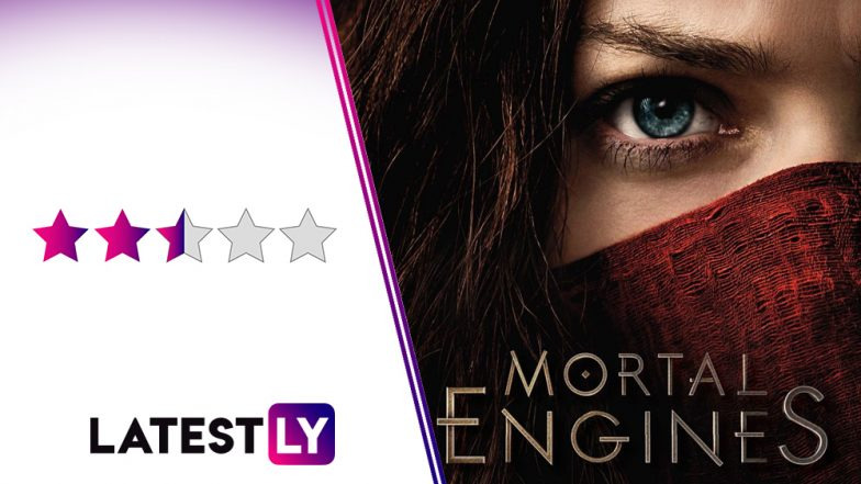 Mortal Engines Movie Review: Peter Jackson's Fantasy Film Has Breathtaking Visuals Lost in a Humdrum Plot