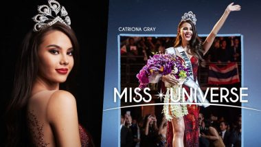 Catriona Gray Is Miss Universe 2018: See the Winning Moment of Miss Philippines at 67th Miss Universe Beauty Pageant in Pics