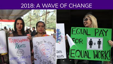 Positives of 2018: From the Rise of #MeToo, SC's Sabarimala & LGBT Verdict to The Revival of Ozone Layer; 8 Good Things That Happened in This Year