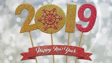 Feliz Año Nuevo to Bonne Annee, Know How to Say and Wish Happy New Year 2019 in Spanish, French and Other Foreign Languages