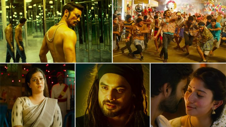Maari 2 Trailer: Dhanush As Rowdy Baba Clashes With A Psychotic Tovino Thomas In This Comedy Entertainer - Watch Video