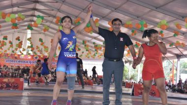 21st Women's National Wrestling Championship: Vinesh Phogat, Sakshi Malik Win Gold