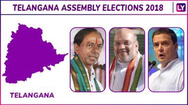 Nalgonda, Munugode, Bhongir, Nakrekal, Thungathurthy, Alair, Jangaon Elections Results Live News Updates: Check Latest Results About Nakrekal (SC) Constituency in Telangana