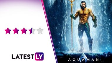 Aquaman Movie Review: Jason Momoa and James Wan Save DCEU From Sinking With This Highly Entertaining VFX-Laden Superhero Romp