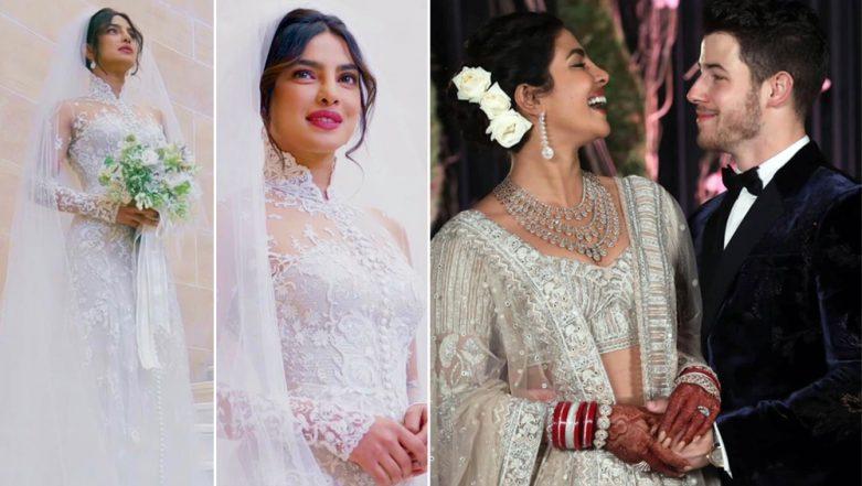 Here's the Reason Why Priyanka Chopra's Mehendi 'Disappeared' During Her Christian Wedding