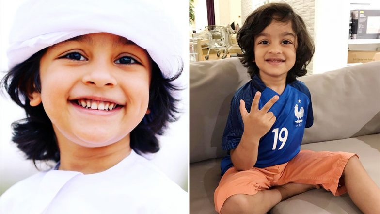 6-Year-Old Boy Kerala Boy Izin Hash Dubbed 'Emirati' As He Becomes Popular Face in UAE's Ads