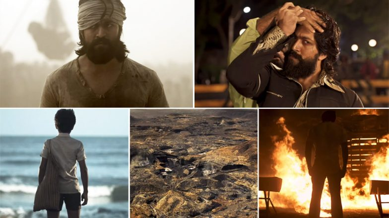 KGF Trailer 2: Yash is a Monster on Rampage In This Spectacular Display of Violence and Machismo - Watch Video