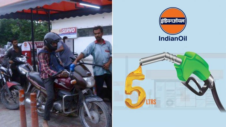 Free Petrol, Anyone? Here's How You Can Get Up To 5 Litres of Petrol For Free By Using BHIM SBI Pay App