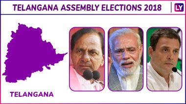 Lal Bahadur Nagar, Maheshwaram, Rajendranagar, Serilingampally, Chevella, Pargi Elections Results Live News Updates