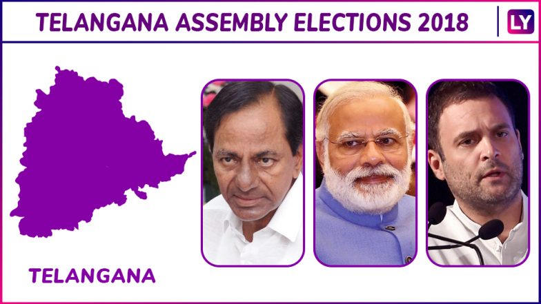 Telangana Assembly Elections 2018 Results: Exit Poll Predictions, Counting Schedule, All You Need to Know About Telangana Vidhan Sabha Polls