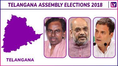 Kollapur, Devarakonda, Nagarjuna Sagar, Miryalguda, Huzurnagar, Kodad, Suryapet Elections Results Live News Updates: Check Latest Results About Miryalguda Constituency in Telangana