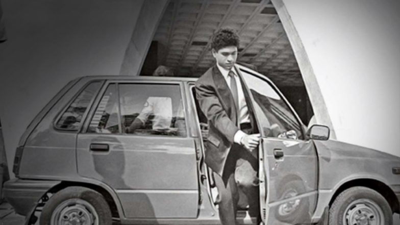 Iconic Maruti Suzuki 800 Celebrates the 35th Anniversary; Sachin Tendulkar & Shah Rukh Khan Once Owned This Car