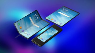 Samsung's Foldable Smartphone, Galaxy F Likely To Feature 6000mAh Battery & Dual Cameras