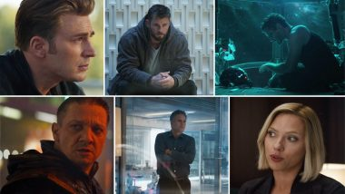Avengers 4 Aka Avengers Endgame Trailer: Marvel's Superheroes Battle Infinity War Blues Before They Regroup to Tackle Thanos – Watch Video