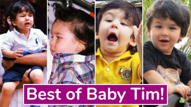 7 Unforgettable Moments Taimur Ali Khan Gave Us in 2018