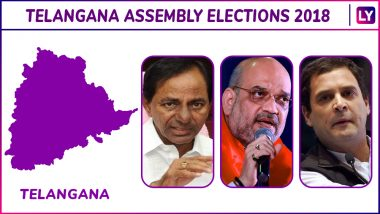 Gadwal, Alampur, Nagarkurnool, Achampet, Kalwakurthy, Shadnagar Elections Results Live News Updates: Check Latest Results About Achampet Constituency in Telangana