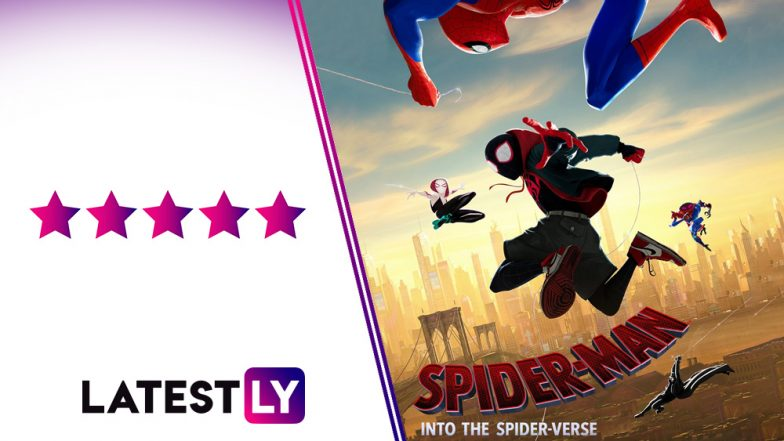 Spider-Man Into The Spider-Verse Movie Review: Miles Morales Confidently Swings His Way Into This Beautifully Crafted Superhero Film