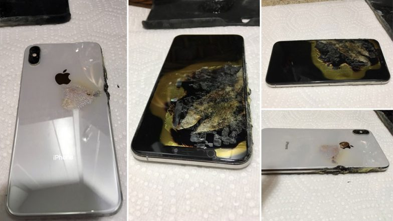 Newly Bought Apple iPhone XS Max Explodes in Pocket Claims Ohio Owner; Files Lawsuit Against Apple: View Pics