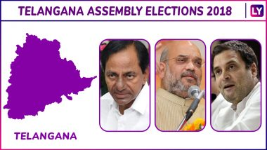 Narayanpet, Mahbubnagar, Jadcherla, Devarkadra, Makthal, Wanaparthy Elections Results Live News Updates: Who is Winning MLA Seat in Telangana Assembly Elections 2018