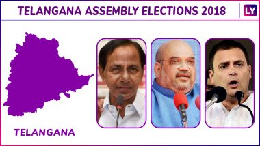 Chandrayangutta, Yakutpura, Bahdurpura, Secunderabad, Secunderabad Cantonment, Kodangal Elections Results Live News Updates: Check Latest Results About These Constituencies in Telangana