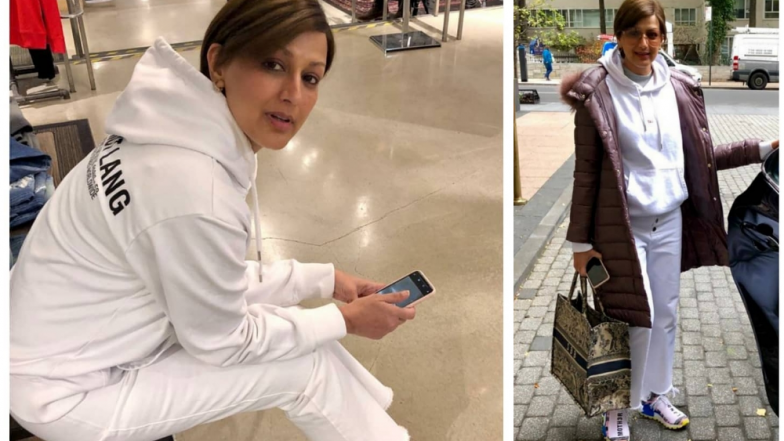 Sonali Bendre Health Update: Actress Is Back to Mumbai but Says Her Fight with Cancer is Still Not Over