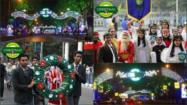 8th Kolkata Christmas Festival: Street Musicians, Food Galore From December 21 to 26 in Park Street