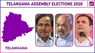 Jubilee Hills, Sanathnagar, Nampalli, Karwan, Goshamahal, Charminar Elections Results Live News Updates: Check Latest Results About These Constituencies in Telangana
