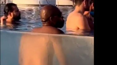 Video of Man Caught Masturbating in Dubai Beach Club 'Zero Gravity' Swimming Pool Goes Viral, Gets 'Ejaculated' & Banned From Venue For Life
