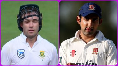 Year-End Special: From AB de Villiers to Gautam Gambhir, Here's the List of Cricketers Who Retired in 2018