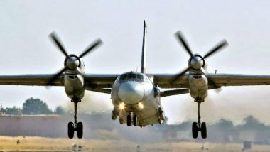 India Air Force Flies it's First Military Aircraft AN-32 Using Blended Bio-jet Fuel