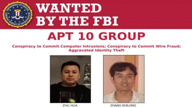 Chinese Hackers Who Worked on Various Countries Including India, Charged by US