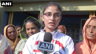 J&K's Azmat Bibi Wins Bronze Medal at 9th Commonwealth Karate Championships in South Africa, Says Training in Border Area Is Very Difficult