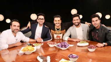 Ranveer Singh, Ayushmann Khurrana, Vicky Kaushal, Rajkummar Rao and Pankaj Tripathi Spotted Together For This Reason! View Pic