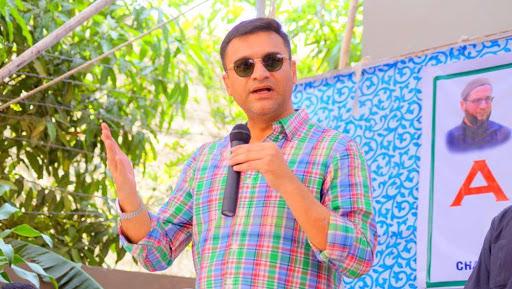 Akbaruddin Owaisi Files Nomination From Hyderabad Lok Sabha Seat Contested by Brother Asaduddin Owaisi