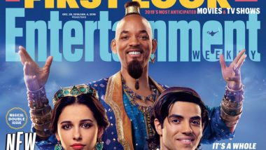 Aladdin FIRST Look OUT! Will Smith Looks Promising as 'Genie' in Disney's Live Action Flick and We Can't Wait! (View Pics)