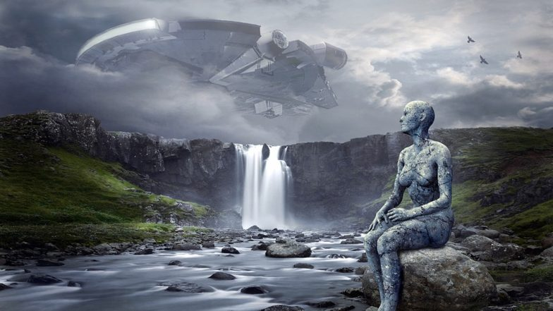 Did Aliens Really Visit The Earth As Said by NASA Scientist? Know More About This Theory on Extra-Terrestrials