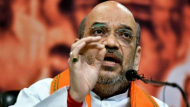 Jammu and Kashmir Issue: Union Home Minister Amit Shah Holds Meeting With NSA Ajit Doval, Rajiv Gauba