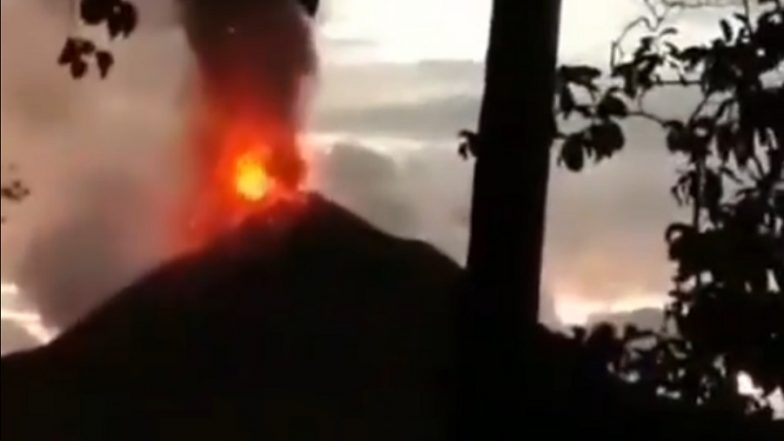 Fear of Second Tsunami in Java and Sumatra as Indonesian Volcano Anak Krakatau continues to Rumble