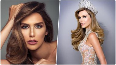 Angela Ponce at Miss Universe 2018: Miss Spain and Transgender Contestant Reveals Her Desire to Become a Mother