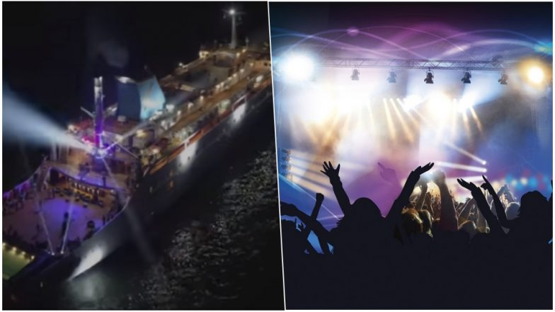 Angriya Cruise New Year Party in Mumbai: Bring in 2019 on India's First Luxury Cruise, Know All Details and Ticket Cost