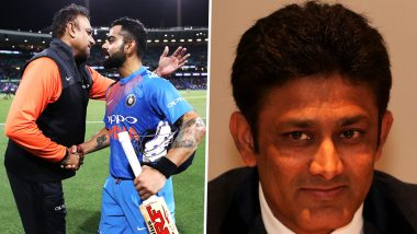 Virat Kohli Accused of Messaging BCCI CEO To Oust Former Head Coach Anil Kumble: Is The Cricketer the Most Powerful Man in Indian Cricket?