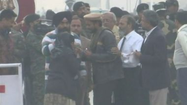 Indian National Hamid Nehal Ansari Released by Pakistan, Returns Home After 6 Years in Prison