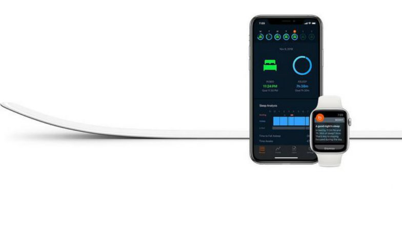 Apple Releases its First Beddit 3.5 Sleep Monitoring Device for $150