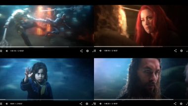 Aquaman Full Movie Available to Download & Watch Free Online: Jason Momoa-Amber Heard Superhero Film's Box Office Collection Hit by Online Piracy?